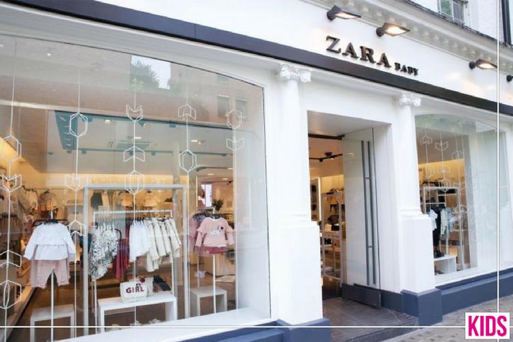 Zara Baby Winkel