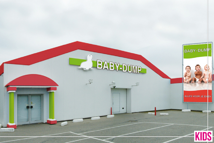 Baby Dump Gent | Baby Dump