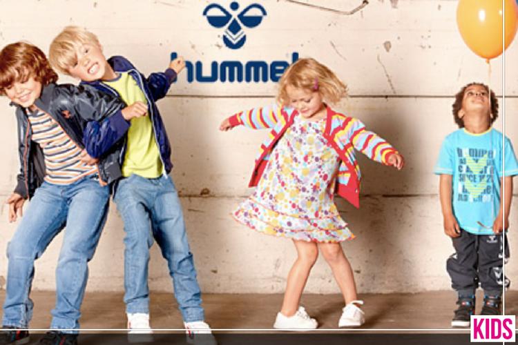 Deventrade Voegt Nieuw Label Hummel Kids Style Toe