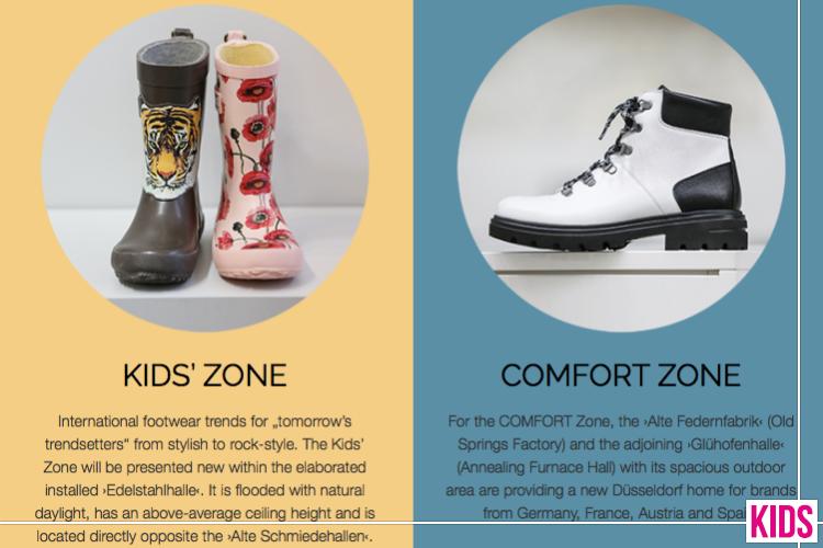 Vijfde Editie Kids' Zone Bij Vakbeurs Gallery Shoes