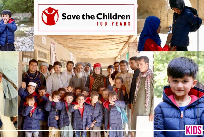 Bijzondere Samenwerking Tussen Save The Duck En Save The Children
