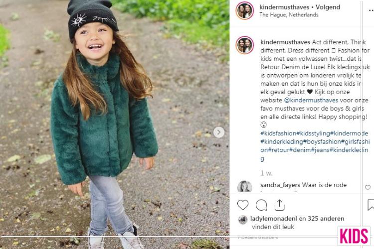 Retour Jeans Gaat Samenwerking Aan Met Kindermusthaves.nl