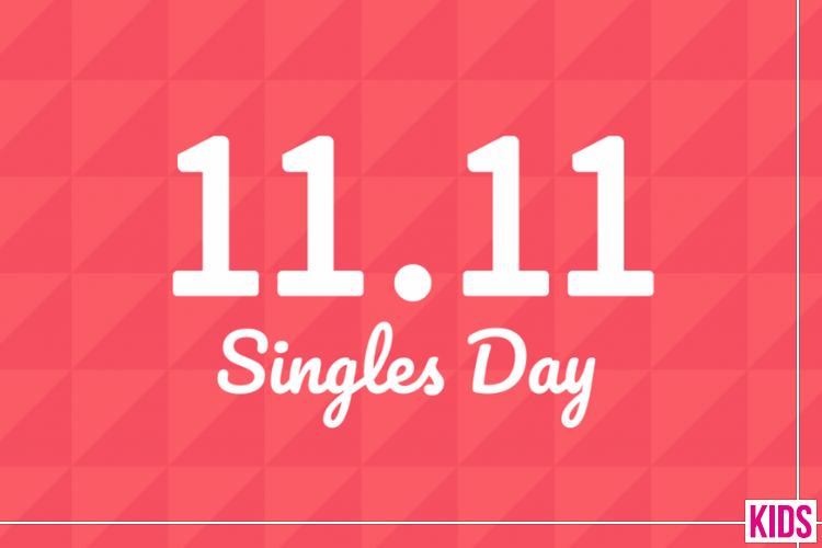 Singles Day Nieuw Startschot Voor Voorbereiding Feestdagen