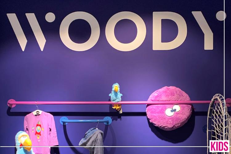 Pyjamamerk Woody Opent Belevingswinkel Voor Kinderen In Gent