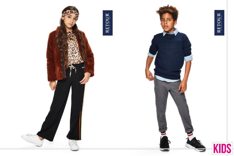 Retour Jeans Geeft Sneak Preview AW20 Collectie En Lanceert Babylijn