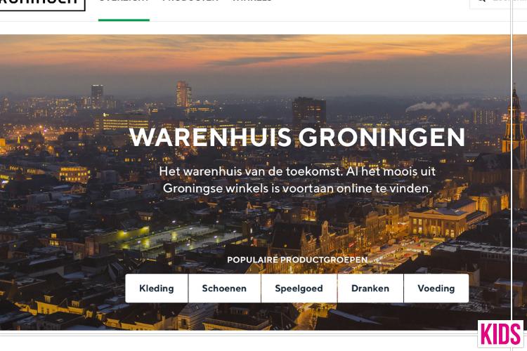 Groningen Heeft Weer Een Eigen Warenhuis