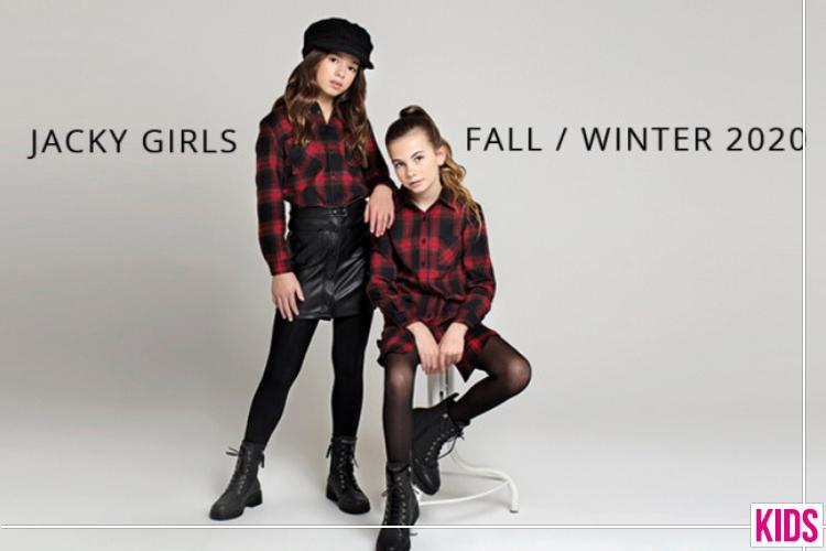 The Kids Fashion Agency Voegt Jacky Girls Toe