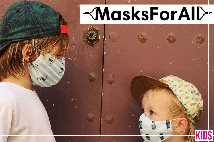 Stijlvol En Corona-proof Met MasksForAll!