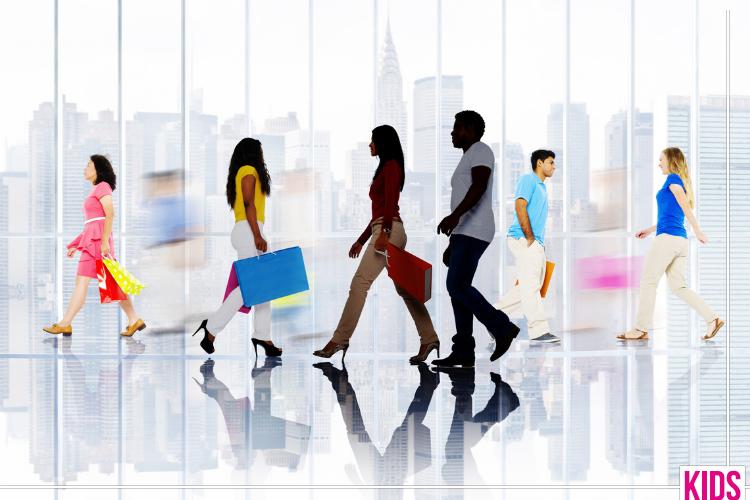 Het Vertrouwen Van De Consument In De Economische Situatie Daalt