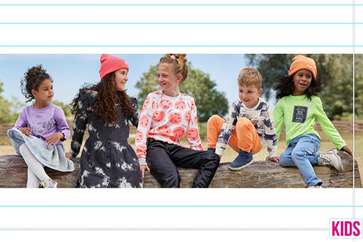 Zeeman Nieuwe Collectie Back To School Kinderkleding